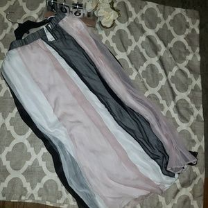 Chelsea & Theodore Princess Full Maxi Skirt
